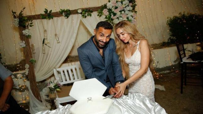 أحمد فهمي يُمارس كرة السلة في الوادسيد الشحات