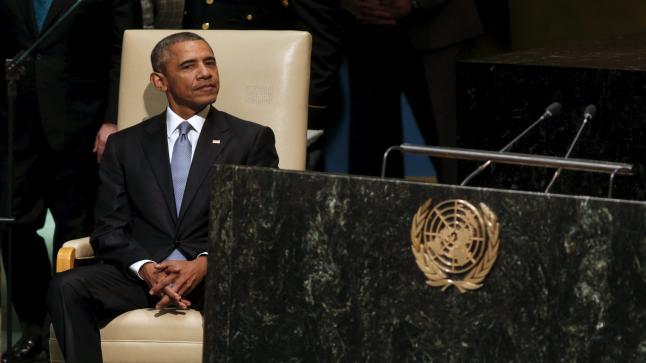 أوباما ينسق مع قادات العالم لتوسيع حملة للتحالف ضد داعش