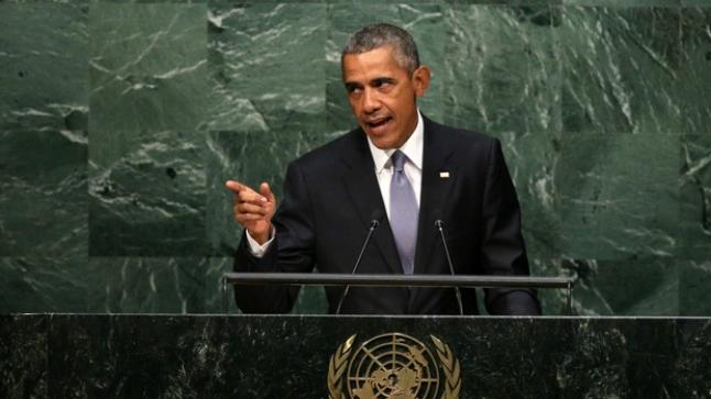 أوباما : الصراع في سوريا بين الشعب والديكتاتور الأسد فقط