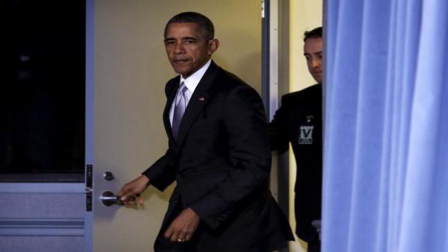 أوباما: عمليات التقدم ضد داعش يجب الأسرع بها