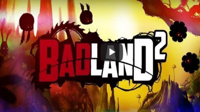 لعبة الأرض الوعرة Badland 2 قريباً على الأندرويد