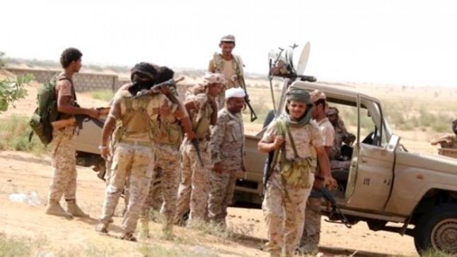 الجيش اليمني يحرر مواقع جديدة في تعز