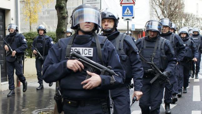 الشرطة الفرنسية تحاصر المخطط لهجمات باريس