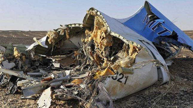 محقق: متأكدون بنسبة 90% أن الطائرة الروسية سقطت بسبب قنبلة