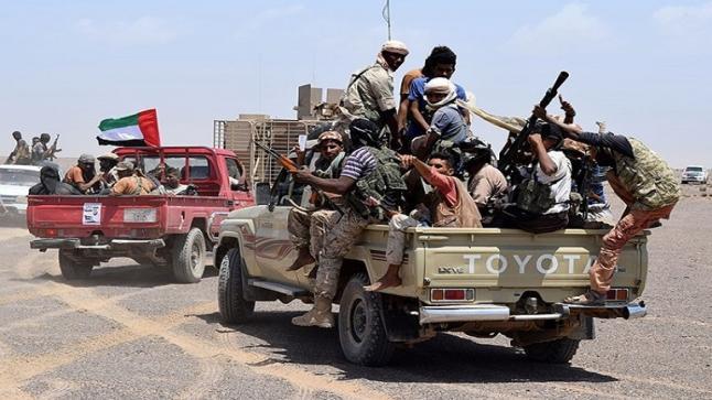 منشأة نفطية إماراتية تتعرض للقذف في اليمن