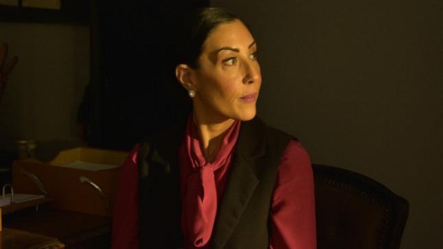 جينا سليم تُشارك في مسلسل الملكة