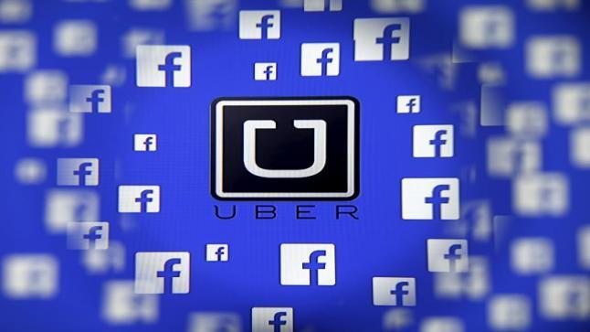 الفيسبوك تختبر خدمة تسمح للمستخدمي الماسنجر باستخدام خدمة Uber مباشرة من التطبيق