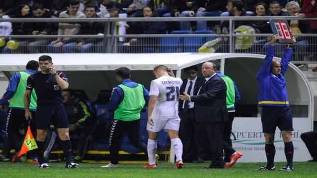 إدارة فريق قادش تؤكد على تقديم شكوى لإقصاء ريال مدريد من كأس الملك الإسبانية