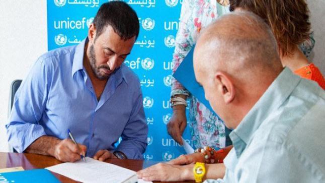 اليونيسف تعين كاظم الساهر سفيراً لها في الشرق الأوسط