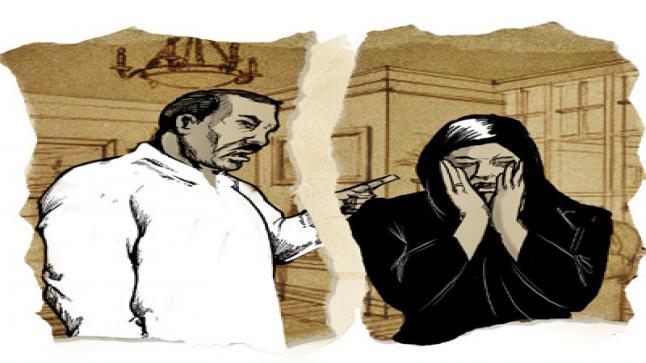 يمني يطلق زوجته ثلاث مرات في كل ظهور للمخلوع صالح على وسائل الإعلام