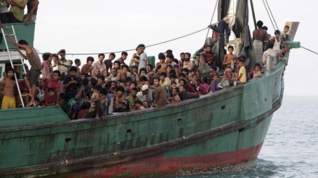 عاجل: غرق سفينة أندنوسية على متنها أكثر من 100 شخص قبالة سواحل اندونيسيا