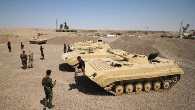 قوات الأمن العراقية تطارد داعش من مجالين رئيسيين في الرمادي