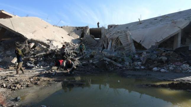 وزارة الخارجية الروسية : محادثات الرياض لا تتحدث عن المعارضة السورية بأكملها
