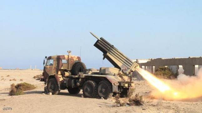 إطلاق صواريخ على المملكة العربية السعودية من اليمن