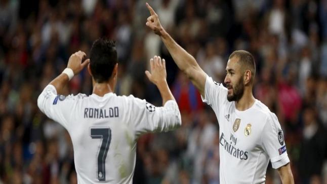 اهداف مباراة ريال مدريد  8-0 مالمو | دوري أبطال أوروبا 12/8/2015