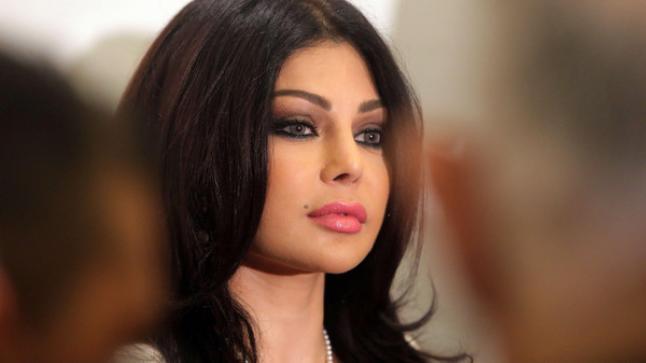 هيفاء وهبي تستمر بالتحضير لألبومها الجديد في مصر ولنبان