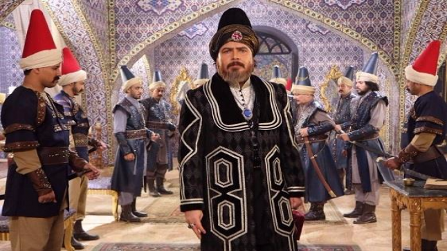 مادلين طبر في رمضان بطولة مسلسل السلطان و الشاه