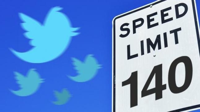 تويتر قد تتيح إمكانية التغريد بأكثر من 140 حرف