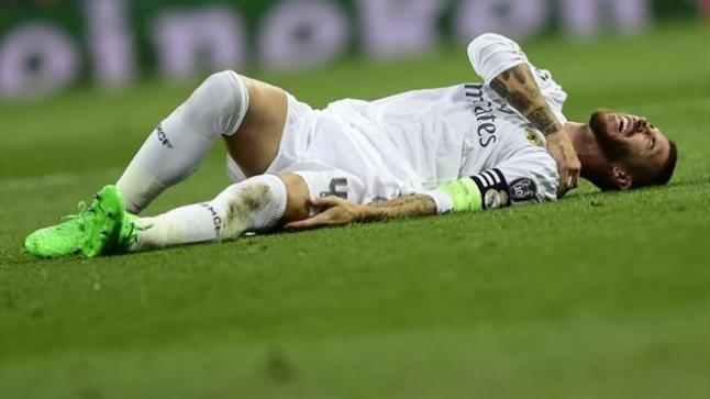 راموس يغيب عن تشكيلة منتخب إسبانيا بسبب إصابة في الكتف