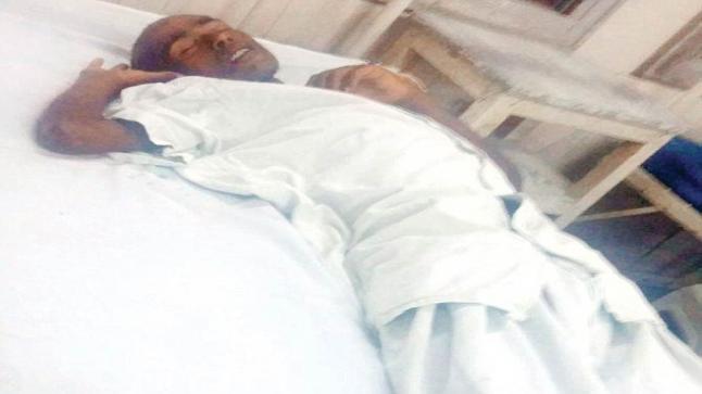 هندي يستفيق من الموت قبل دقائق من بدء تشريحه في مستشفى هندية