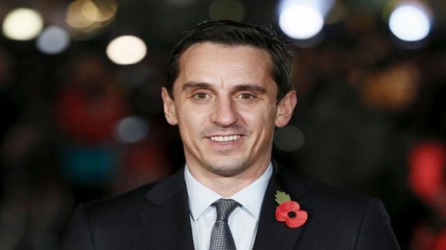 لاعب مانشستر يونايتد السابق غاري نيفيل مدرباً لنادي فالينسيا الإسباني
