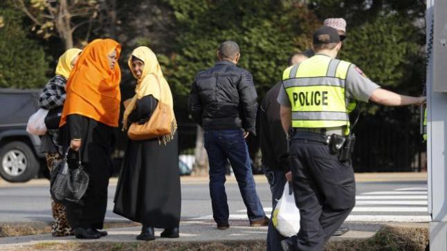 مخاوف من هجمات انتقامية على مساجد امريكيا