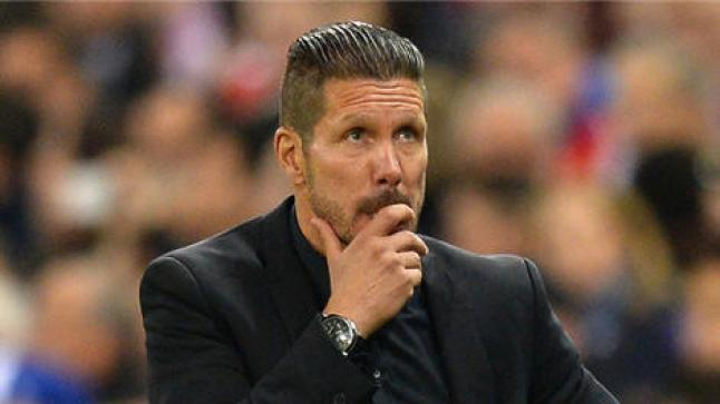 تشيلسي يرغب بالمدرب سيميوني ليكون مدرباً له في الموسم المقبل