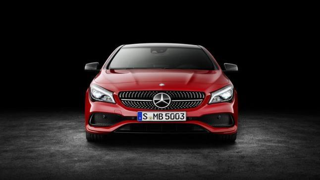 مواصفات مرسيدس CLA 2017 الجديدة مع صور وسعر سيارة Mercedes CLA 2017