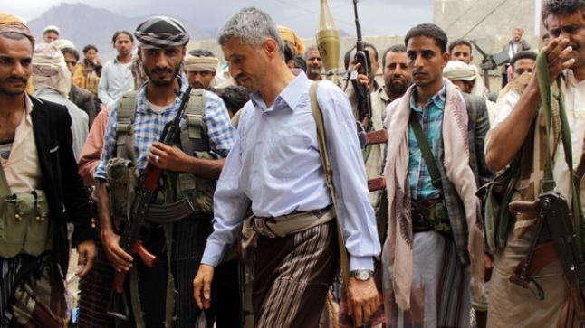 قوات التحالف تعلن بدء عملياتها البرية لتحرير مدينة تعز
