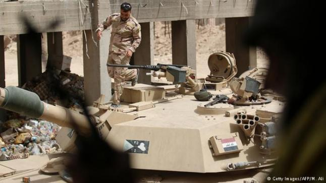 قوات التحالف بقيادة الولايات المتحدة ترتكب خطأً فادحاً في إحدى ضرباتها في الفلوجة