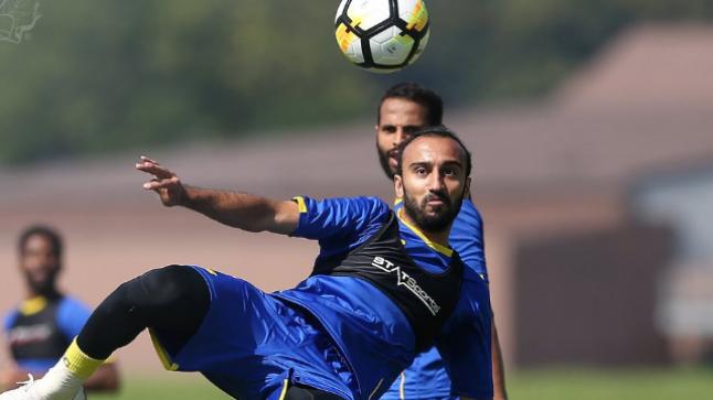 رئيس نادي النصر يتكفل بمباراة إعتزال أسطورة النصر محمد السهلاوي