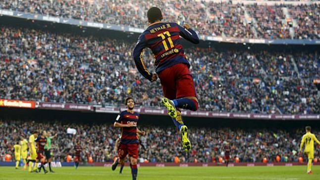 أهداف برشلونة 3-1 فياريال | تعليق علي محمد علي HD