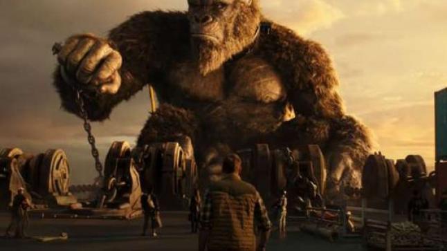 فيلم Godzila Vs Kong يحقق إيرادات ضخمة في دور العرض الصينية