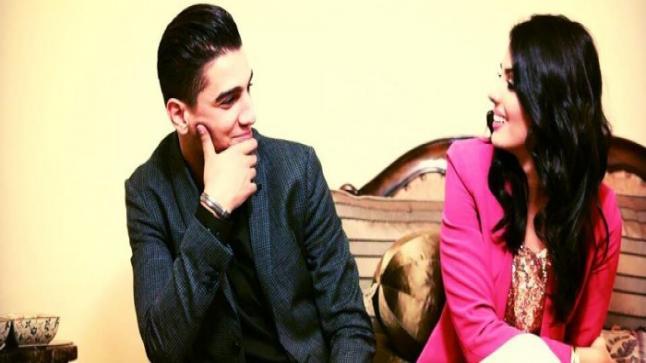 محمد عساف يضع شروطاً للزواج من الإعلامية لينا قيشاوي