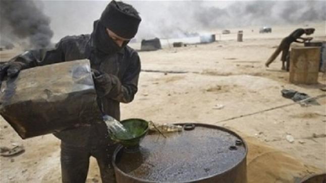 تنظيم داعش يحقق 40 مليون دولار شهرياً من مبيعات النفط