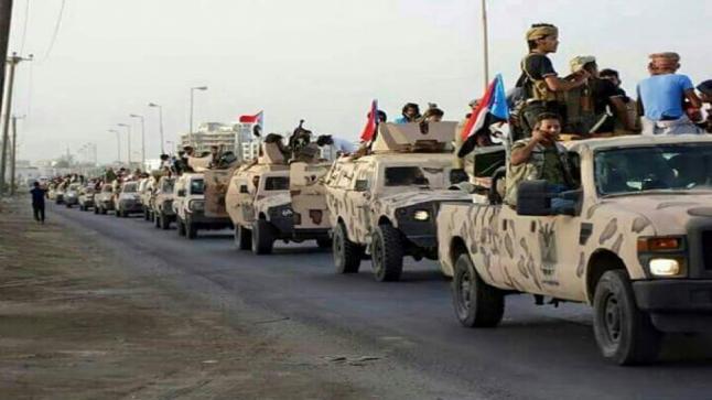 المقاومة الجنوبية تنفي استقدام قوة من الجيش الكولومبي إلى عدن
