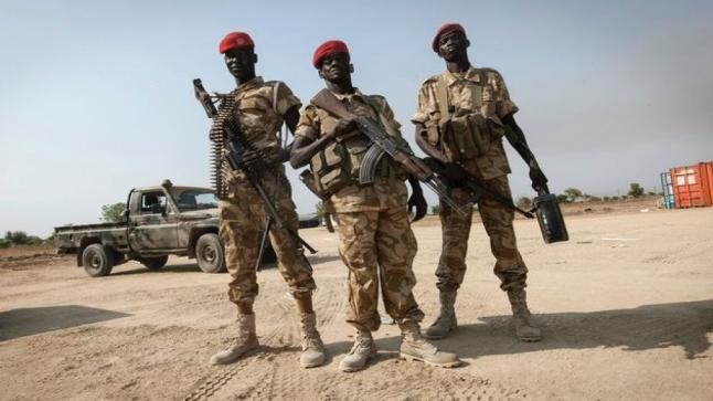 وصول وحدات عسكرية من القوات المسلحة السودانية إلى عدن