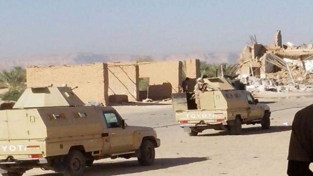 تنظيم داعش يتبنى هجوم على الجيش اليمني في حضرموت