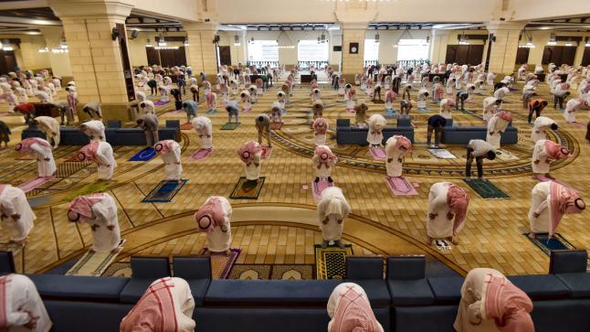 السعودية.. ضوابط جديدة حول مكبرات الصوت في المساجد