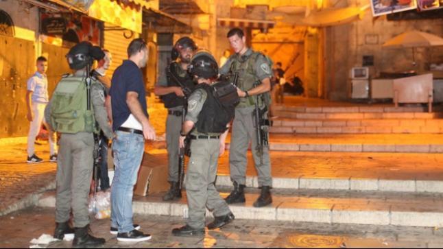 إسرائيل تمنع الفلسطينيين من دخول البلدة القديمة بالقدس الشرقية