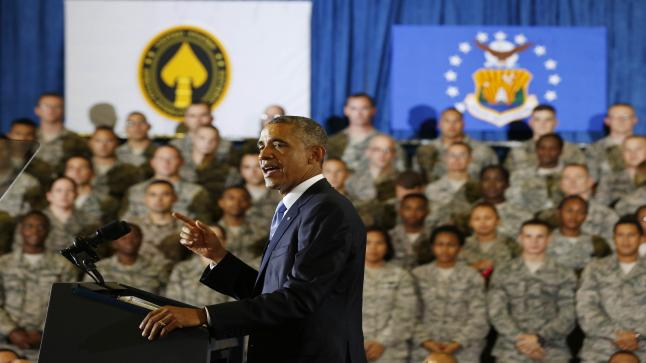 أوباما يدفع بقوات خاصة إلى سوريا لمواجهة تنظيم داعش