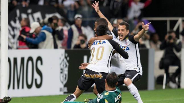 كورنثيانز يتوج بلقب الدوري البرازيلي