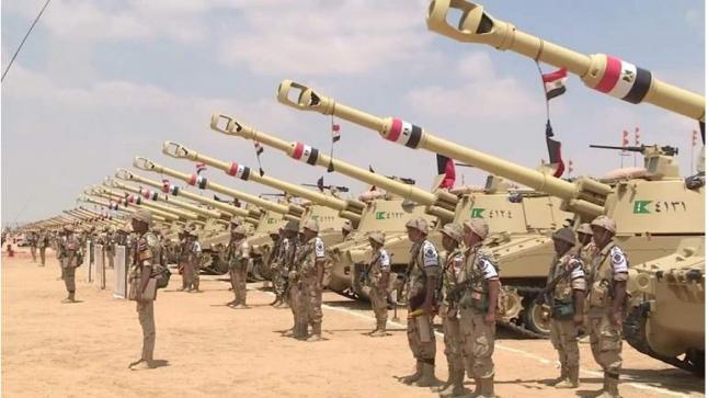 دولتان عربيتان في قائمة أقوى جيوش الشرق الأوسط