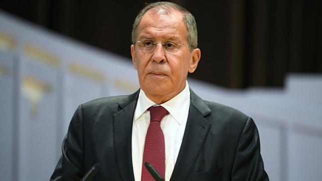 لافروف يبحث مع الجانب المصرى حلولاً للقضايا الدولية والإقليمية
