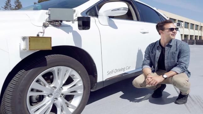 ابتكار منظومة جديدة للسيارات ذاتية القيادة
