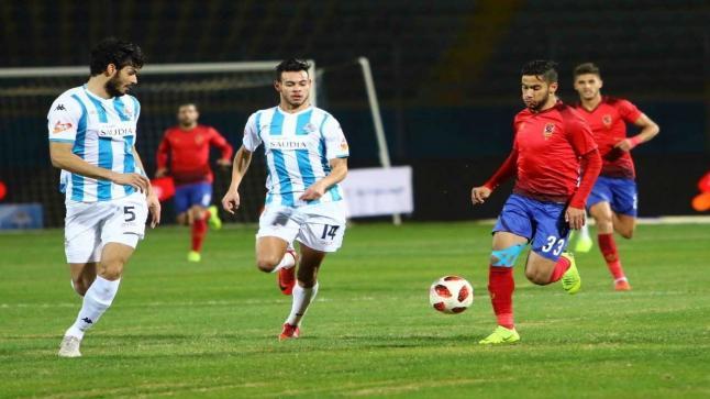 الأهلي يرفض رسمياً تبديل مباراتة أمام بيراميدز من الدوري للكأس