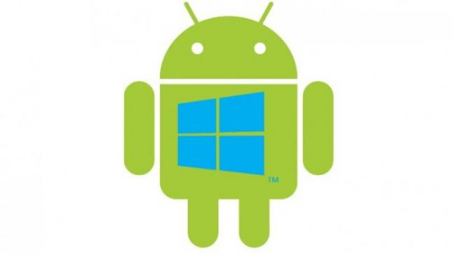 تطبيقات ويندوز قادمة إلى أجهزة الاندرويد قريباً