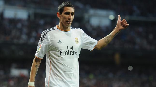 دي ماريا يكشف أسباب رحيله عن ريال مدريد
