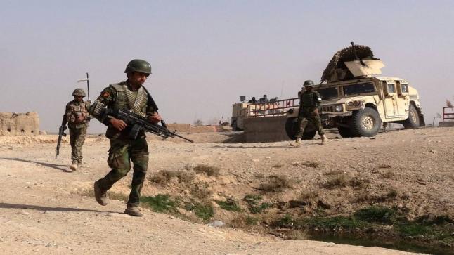 بريطانيا ترسل أفراد عسكريين إلى محافظة هلمند الأفغانية
