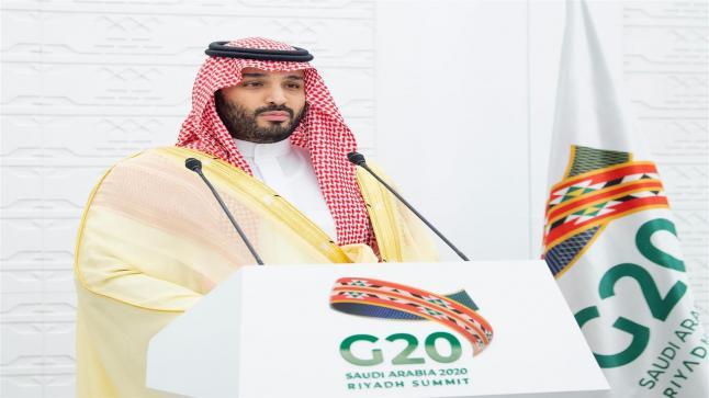 سلمان يؤكد حرص المملكة على مكافحة التغير المناخي